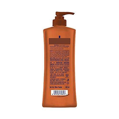 Vaseline Intensive Care Cocoa Glow Body Lotion 2