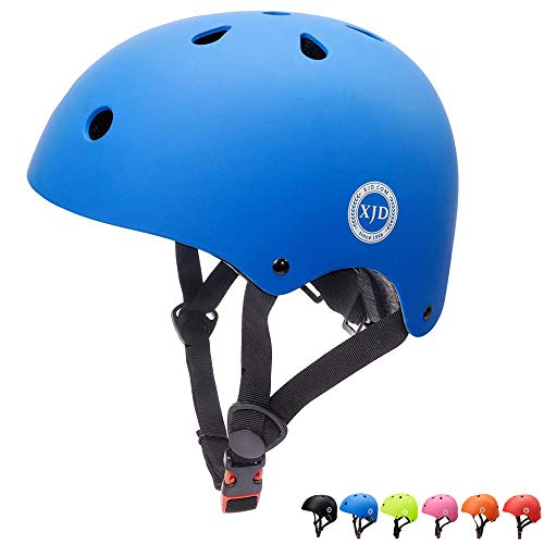 XJD Toddler Helmet Kids Bike Helmet CPSC Certified Adjustable Bike Helmet Ages 3-8 Girls Boys Safety Skating Scooter Cycling Rollerblading