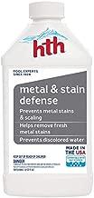 hth Pool Clarifier Metal & Stain Defense (67013) (Packaging may vary)