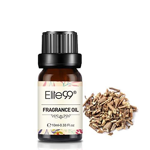 Elite99 Olio Fragranza di Patchouli Olio di Profumo 100% Puro Naturale Aromaterapia 10Ml - Patchouli