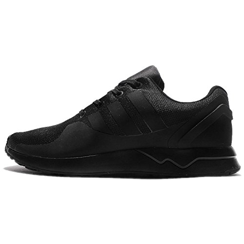 Adidas Originals ZX Flux ADV Tech sneaker uomo nero scarpe ginnastica calzature, Black