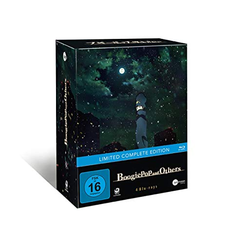 BOOGIEPOP AND OTHERS (LIMITED COMPLETE COLLECTION) [Blu-ray]