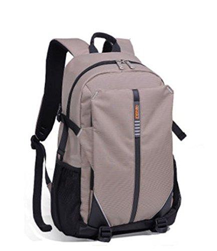 Sinpaid 25L Oxford Cloth Teenager Girls Schoolbag Backpack Trekking Rucksacks, 28 45 18 cm (Pink)