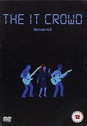 IT Crowd on DVD