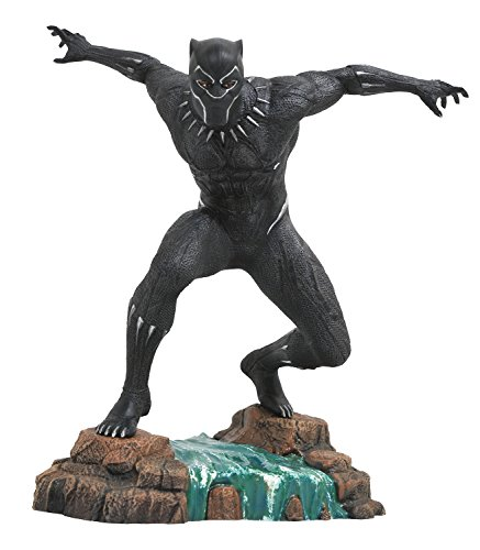 Black Panther Movie PVC Vinyl Figure