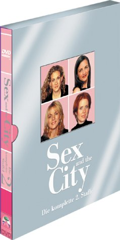 Sex and the City: Season 2 (3 DVDs)