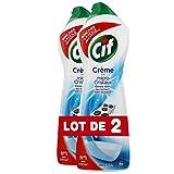 Cif Crema de esponja limpiador Multi superficies Original 750ml–juego de 2