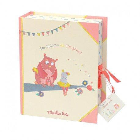 MOULIN ROTY - Coffret naissance Mademoiselle et Ribambelle
