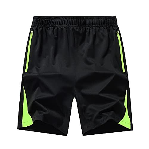 N\P Pantalones cortos de hombre con cordón para hombre