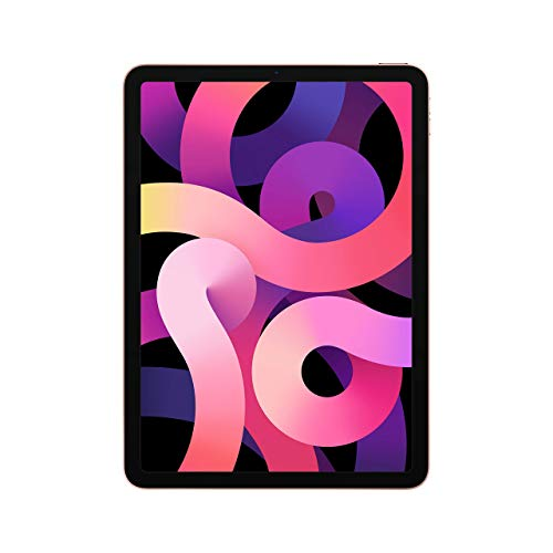 Apple ipad air (10. 9-inch, wi-fi, 64gb) - rose gold (latest model, 4th generation) (renewed)