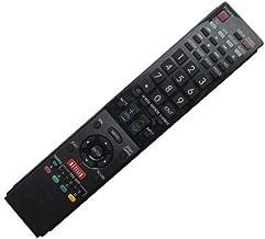 Easytry123 Remote Control for Sharp GA889WJSA LC-52LE920UN LC-52LE920 LC-52LE920U LC-60LE920UN LC-60LE920U LC-60LE920 LC-60LE832U LC-60LE830U Samrt 3D AQUOS LED HDTV TV