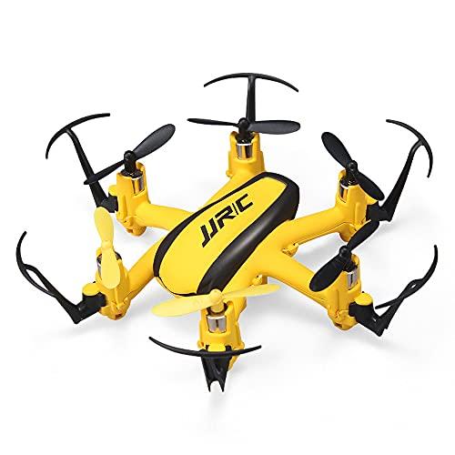 YUMOYA Mini Hexacopter Rotante Senza Testa Drone Giocattolo Mini RC Drone Per Principianti Adulti, Indoor Outdoor Quadcopter Aereo Per Ragazzi Ragazze Natale Bambino Regalo Bambini Bambini Giocattoli