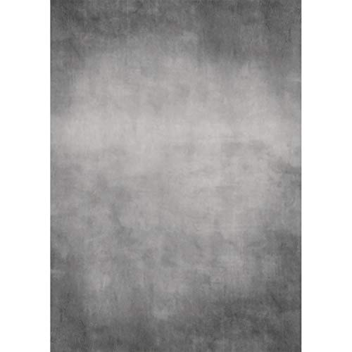 Westcott X-Drop Lightweight Canvas Photography and Video Backdrop - Vintage Gray by...