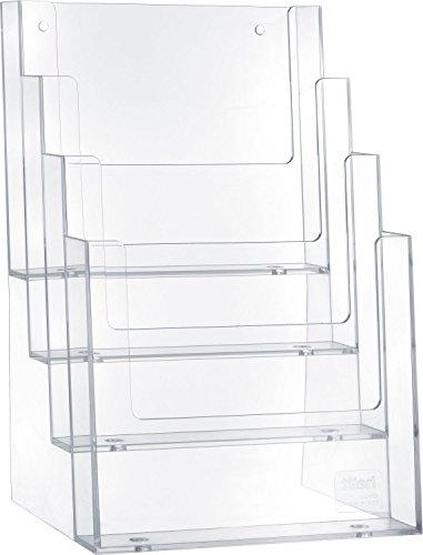Helit H2352202 - Tischprospekthalter