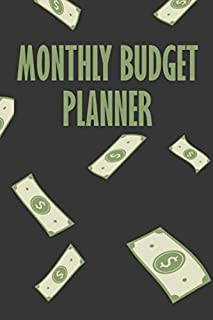 Monthly Budget Planner: Simple Monthly and Weekly Budget Planner. Track your Income and Expenses like a Pro. This Financia...