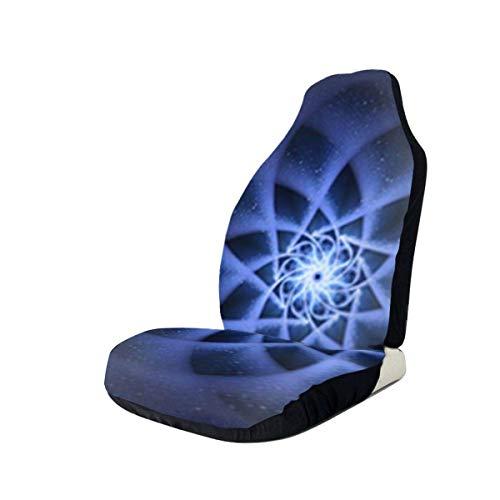 Fall Ing autostoel, ornament, rond, beschermer voor de meeste auto's.