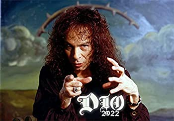 Wall Calendar 2021 [12 pages 8 x11 ] Ronnie James Dio Vintage Photo Poster Magazine Cover
