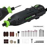 GALAX PRO 135W Mini Amoladora Eléctrica,Velocidades Ajustables 8000-33000RPM,...