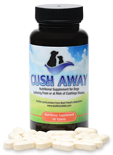 Top 10 best selling list for cush-away-nutritional-supplement-for-dog-cushing