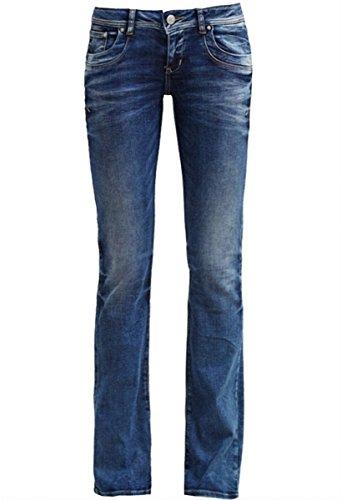 LTB Jeans Damen Valerie Jeans, Blau (Blue Lapis Wash 3923), W29/L32