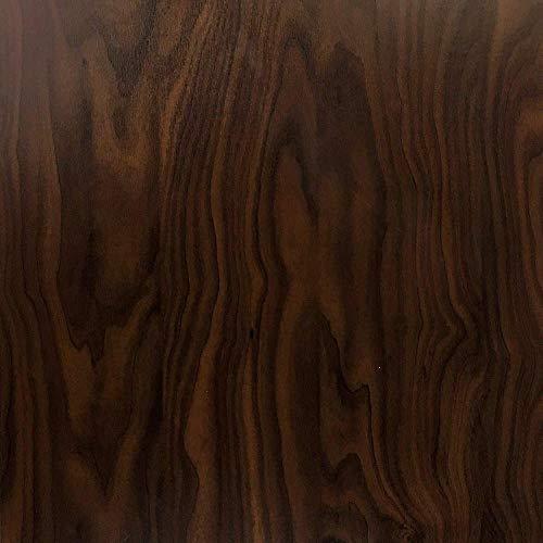 d-c-fix, zelfklevende folie, 200 x 45 cm, houtdecor, houtlook, houtdesign, hout Rustiek 200 x 45 cm Appelberk chocolade