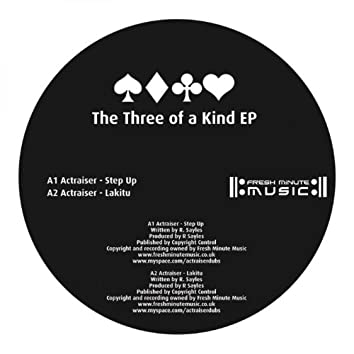 3 of a kind EP 2