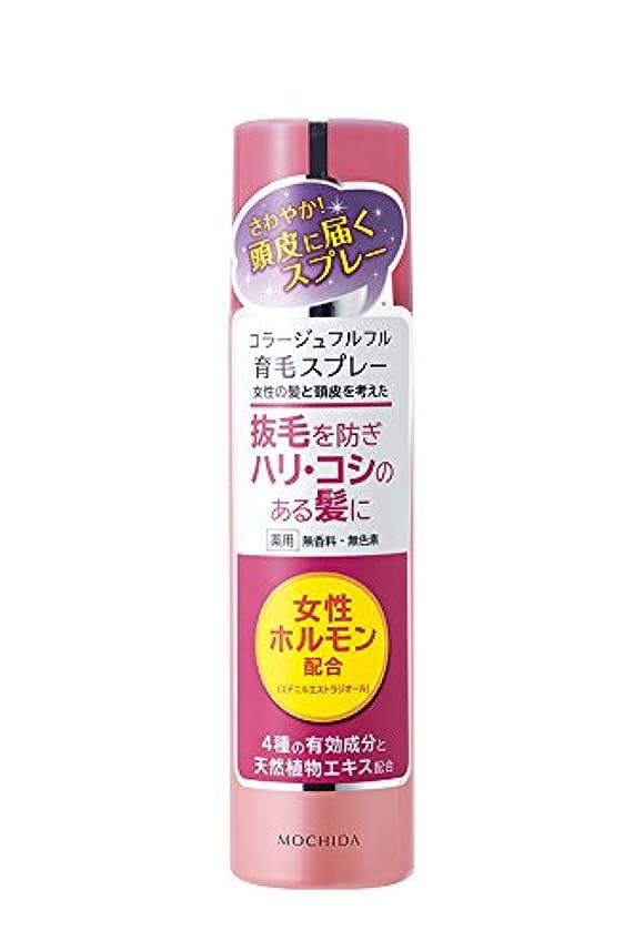 ダウンプロフィール草持田ヘルスケア コラージュフルフル 育毛スプレー 150g
