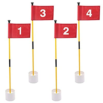 Barbella Packs Golf Flagsticks-34