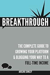 Breakthrough books cover