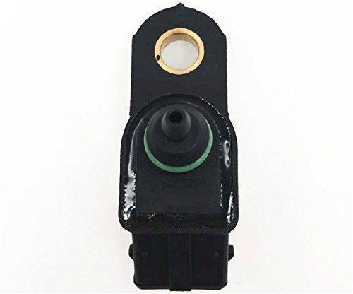 HZTWFC Capteur MAP de pression d'air collecteur OEM # 9618261580 0261230012 pour Peugeot 106 206 306 406 605 806 Ranch Partner 1.1 1.4 1.6 1.8 2.0 3.0