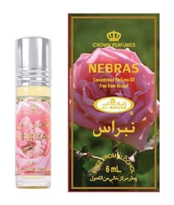 Nebras Aceite perfumado 6ml