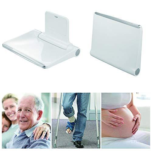 WangXN Veiligheidszitje voor douchecabine inklapbaar badkuip badkruk badkruk toilettrainer toiletbril toilettrainer toilettrainer tool voor oudere patiënten in staat van de zwangerschap
