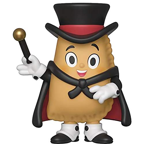 Funko Fruit Pie The Magician [Hostess Fruit Pie] (Specialty Series) Mystery Minis Vinyl Figure & 1 Compatible Graphic Protector Bundle [Rare] (41880 - BC)