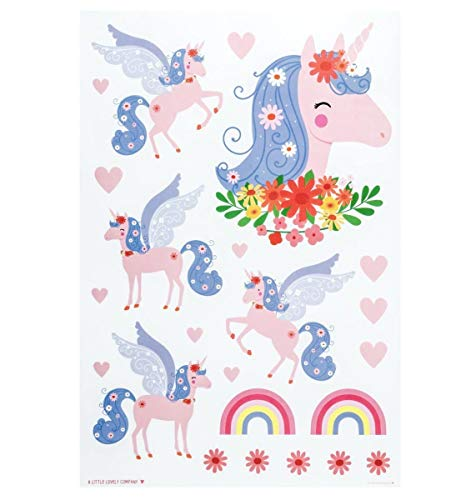 Stickers muraux Licorne - A Little Lovely Company