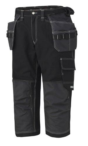 Helly Hansen Workwear 3/4 Bundhose Visby Construction Pirate Pant 76489 990 C56, 34-076489-999-C56