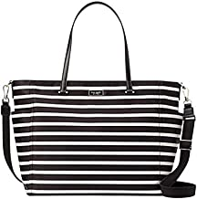 Dawn Sailing Stripe Nylon Baby Diaper Bag
