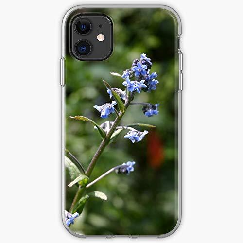 Langø Flowers Aberdare Africa Kenya Blue Beautiful Safaris El | Funda para...