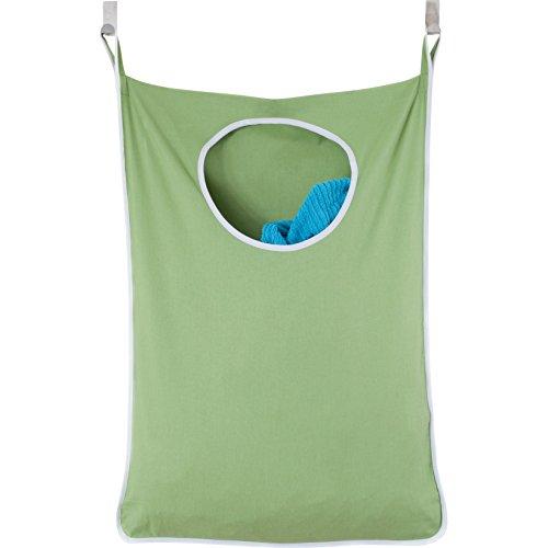 Laundry Nook Door-Hanging Laundry Hamper