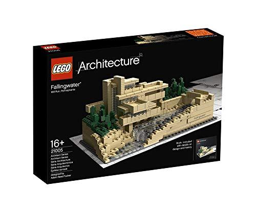 LEGO Architecture Fallingwater