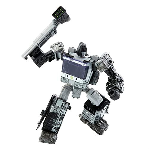 SSSW Trasformer Giocattoli di Classe Deluxe KO.Versione Figura d'azione Deseeus Army Drone -Bambini età 8 e su,da 5,5 Pollici