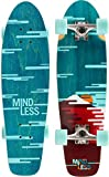 Mindless Longboards Sunset Cruiser Longboard Skateboard, Adultos Unisex, Verde...