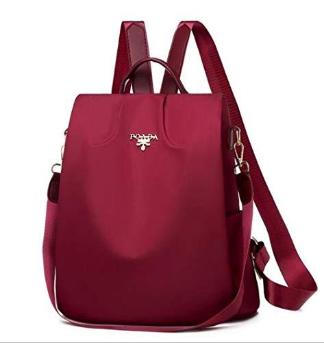 XCVB Oxford outdoor tas voor dames, waterdicht, voor op reis, casual rugzak