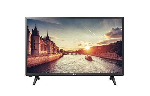 "LG TV 28 Pollici 28"" Led HD Monitor PC DVB/T2/S2 28TK430V Digitale Terrestre T2 / HEVC e Digitale Satellitare S2, Nero"