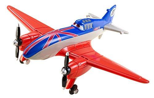 Planes - X9467 - Véhicule Miniature - Bulldog
