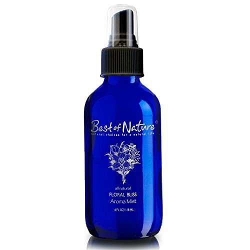 Floral Bliss Aroma Mist All - 4 oz - 100% All Natural Aromatherapy Spray