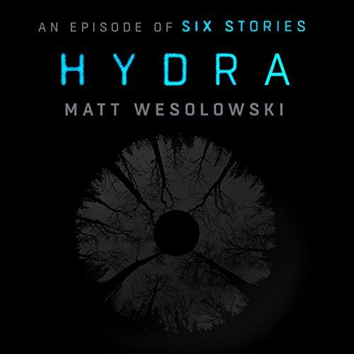 Hydra audiobook cover art