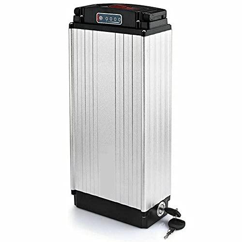 All-Purpose Batería de Litio de 48 V 20 Ah con Cargador, batería eléctrica de Alta Potencia de 48 V 1500 W, batería de Bicicleta eléctrica para Bicicleta eléctrica y Motor de 1000 W/1500 W