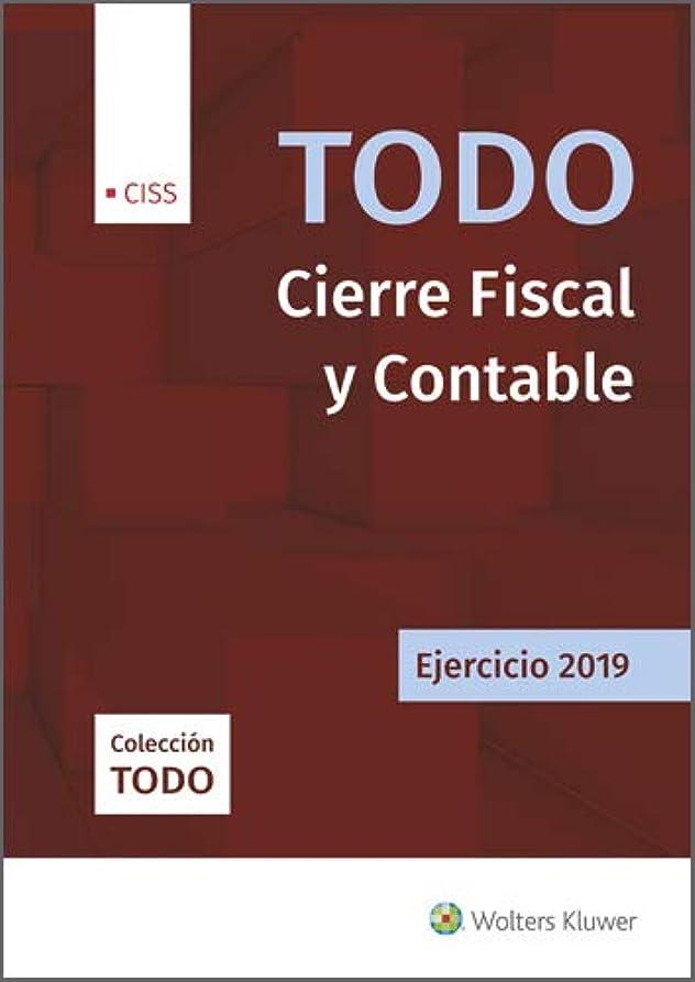 モーター上げる手足Todo cierre fiscal y contable. Ejercicio 2019 (Spanish Edition)