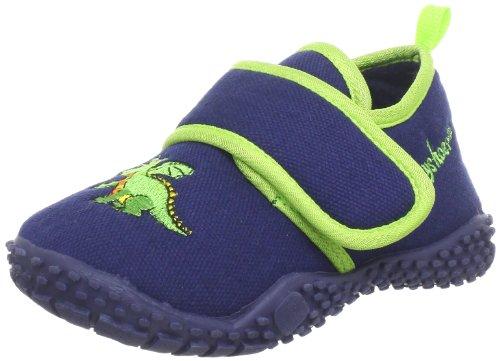 Zapatillas Dragón, Pantuflas para Niños, Azul (Marine 11), 22/23 EU