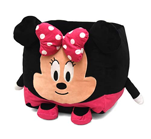Disney Minnie Mouse Bean Bag Pouf Pink
